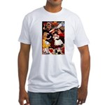 Kirk 5 Fitted T-Shirt