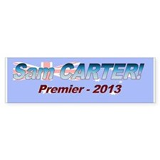 Carter for PM! Stickers