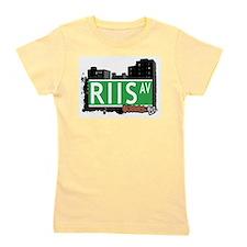 RIIS AVENUE, QUEENS, NYC Girl's Tee