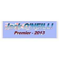 ONEILL cir 2013 Bumper Car Sticker