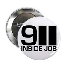 "911 Inside Job 2.25"" Button (10 pack)"
