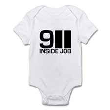 911 Inside Job Onesie