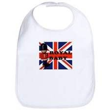 Royal Baby Soldier Bib