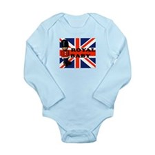 Royal Baby Soldier Body Suit