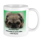 Pug Welpe 2-sided Mug