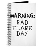 Warning: Bad Flare Day! Journal