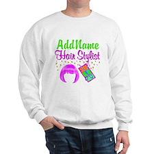 FIERCE STYLIST Sweatshirt