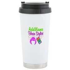 FIERCE STYLIST Travel Mug