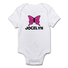 Butterfly - Jocelyn Infant Bodysuit