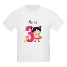 Superhero Girl 3 T-Shirt