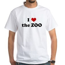 I Love the ZOO Shirt