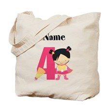 Superhero Girl 4 Tote Bag