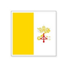 "Vatican-City-1-[Converted].jpg Square Sticker 3"" x"