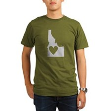Heart Idaho T-Shirt