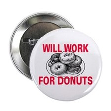 DONUTS... Button