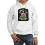 New York Corrections Hooded Sweatshirt