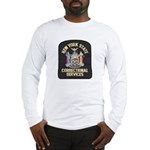 New York Corrections Long Sleeve T-Shirt