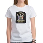 New York Corrections Women's T-Shirt