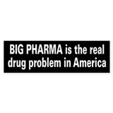 PHARMA... Bumper Bumper Sticker