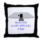 Dr. Zachary Smith Throw Pillow