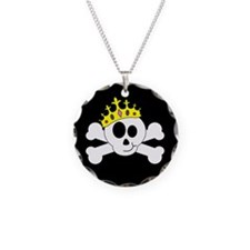 Princess Skull Necklace