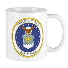 USAF Coat of Arms Mug