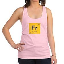 Francium.png Racerback Tank Top