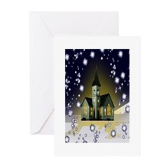 Little Chapel Greeting Cards (Pk of 10)
