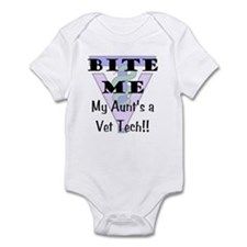 Infant Bodysuit - Aunt Vet Tech