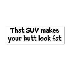 Cute Suv Car Magnet 10 x 3