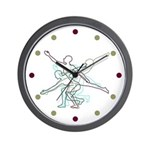 Sacred Spaces Wall Clock