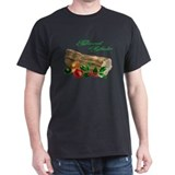 Good Yule Log T-Shirt