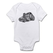 Old School Gasser Infant Bodysuit