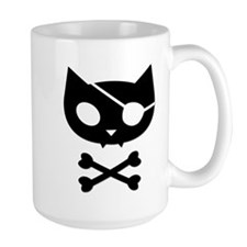 Pirate Kitty Mug