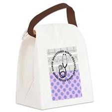 Registered Nurse 2 Canvas Lunch Bag