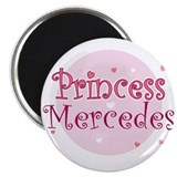 "Mercedes 2.25"" Magnet (10 pack)"