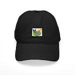 Feather-legged Bantams Black Cap