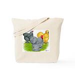Feather-legged Bantams Tote Bag