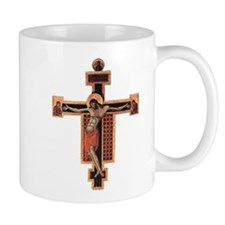 Pisa Cimabue: Crucifix Coffee Mug