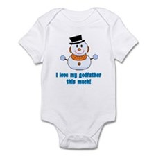 Love godfather Infant Bodysuit