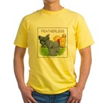 Feather-leg Trio Yellow T-Shirt