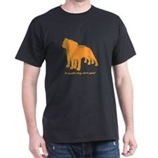 Staffie Double Dog T-Shirt