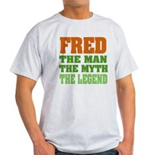 FRED - The Legend T-Shirt