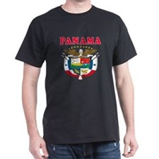 Panama Coat Of Arms Designs T-Shirt