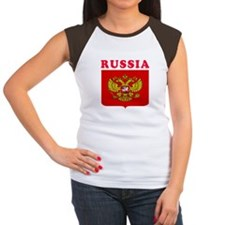 Russia Coat Of Arms Designs Tee