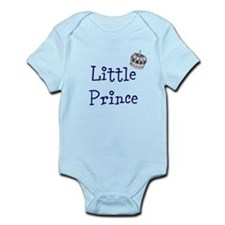 Little Prince Baby Body Suit