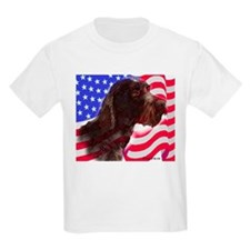 gwp with flag Kids T-Shirt