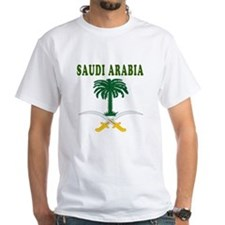 Saudi Arabia Coat Of Arms Designs Shirt