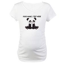 Custom Cute Panda Shirt