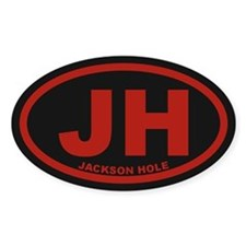 Jackson Hole WY Decal